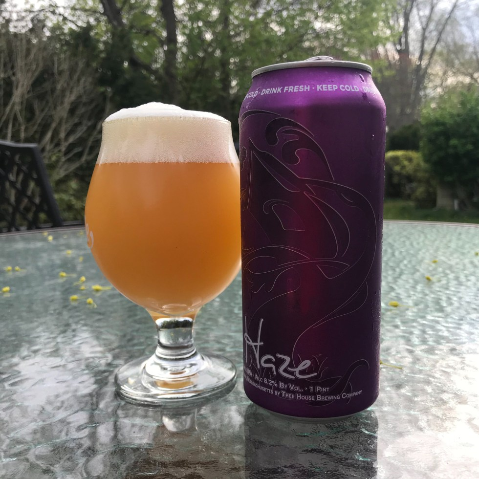 Tree House Brewing Haze DIPA