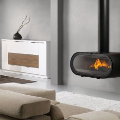 Rocal D8 Wood Stove