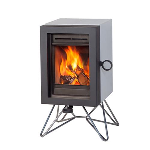 wanders oak wood stove white wire