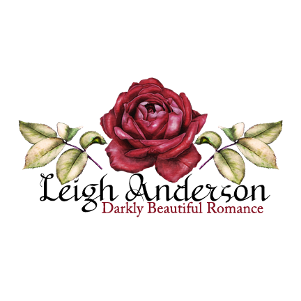 WEB SMALL - Leigh Anderson Author Logo