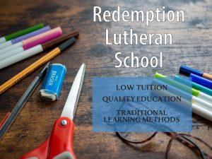 Redemption K-8 School 2020