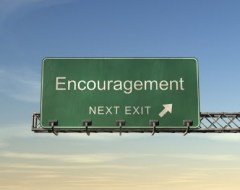 Encourage-sign
