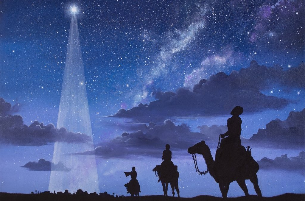 Christmas: Daniel, Magi, and Jesus