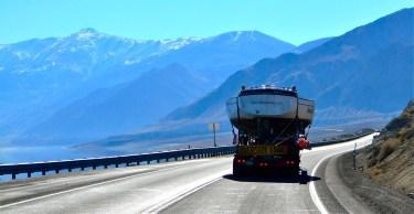 The Wassuk Range in Nevada