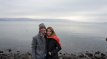 Shores of Galilee