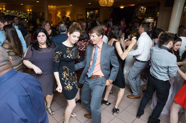 Did we ever say we liked to dance? Shwing!