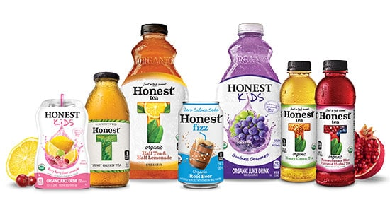 Honest Tea Review and Giveaway