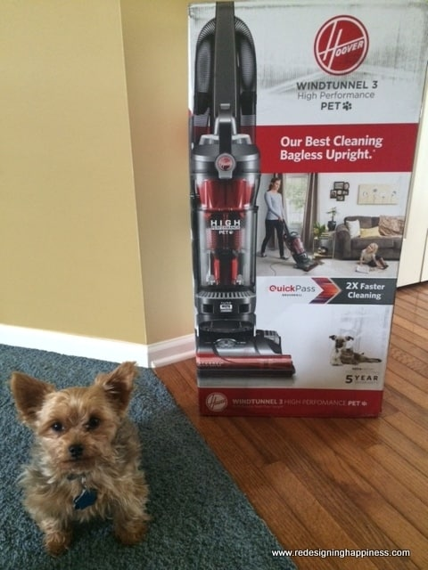 Hoover Windtunnel 3 High Performance Pet