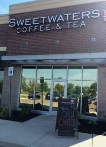 Sweetwaters Coffee & Tea in Canton