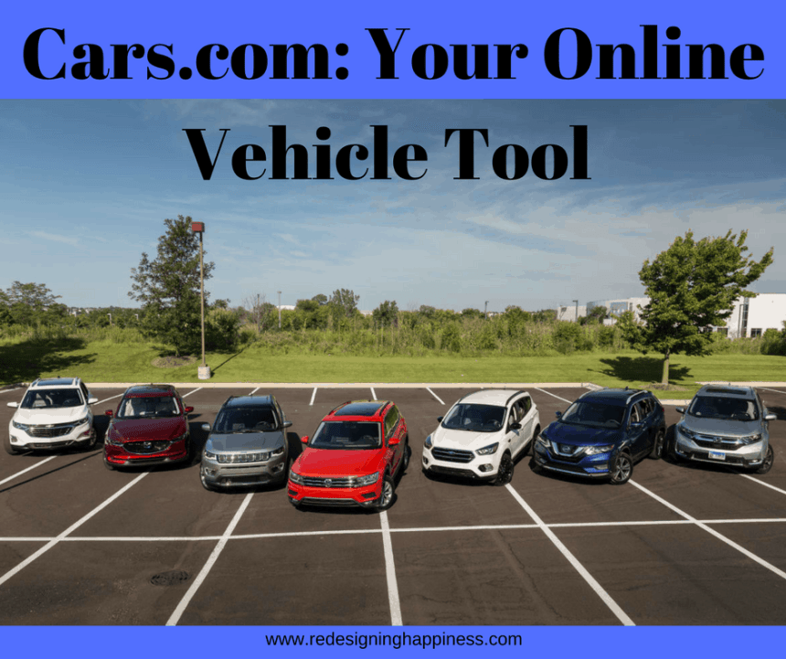 Cars.com: Your Online Vehicle Tool