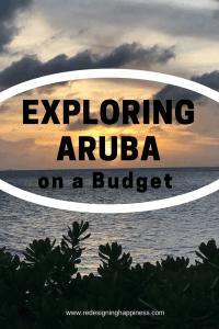 Exploring Aruba on a Budget