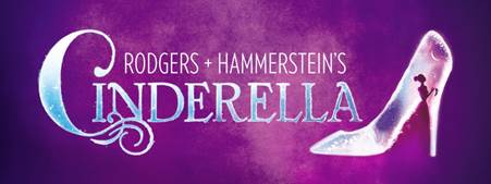 Rodgers & Hammerstein's Cinderella, Detroit's Fisher Theatre, March 13-18