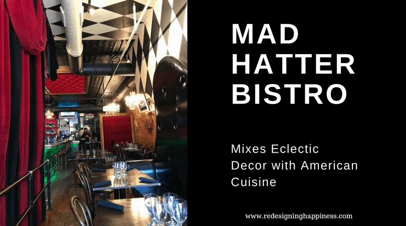 Mad Hatter Bistro Mixes Eclectic Decor with American Cuisine