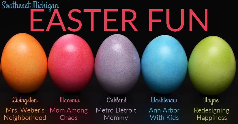 Southeast Michigan Easter Fun