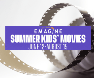 $2 Kids' Movies at Emagine Theatres