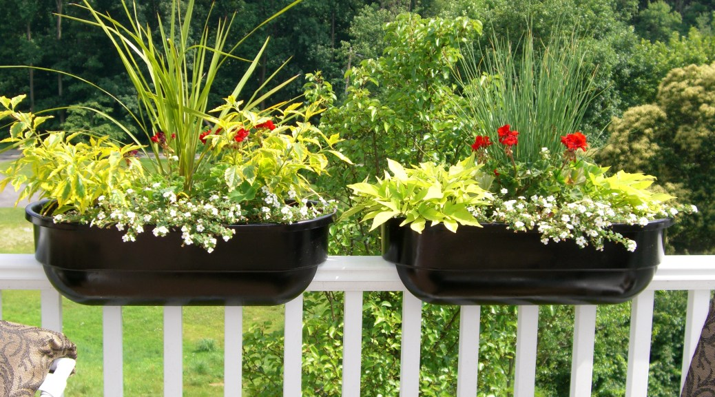 Outdoor Containers