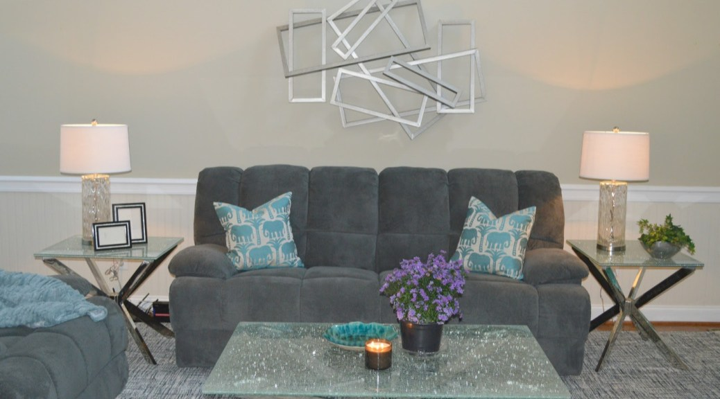 Mixing decorating styles
