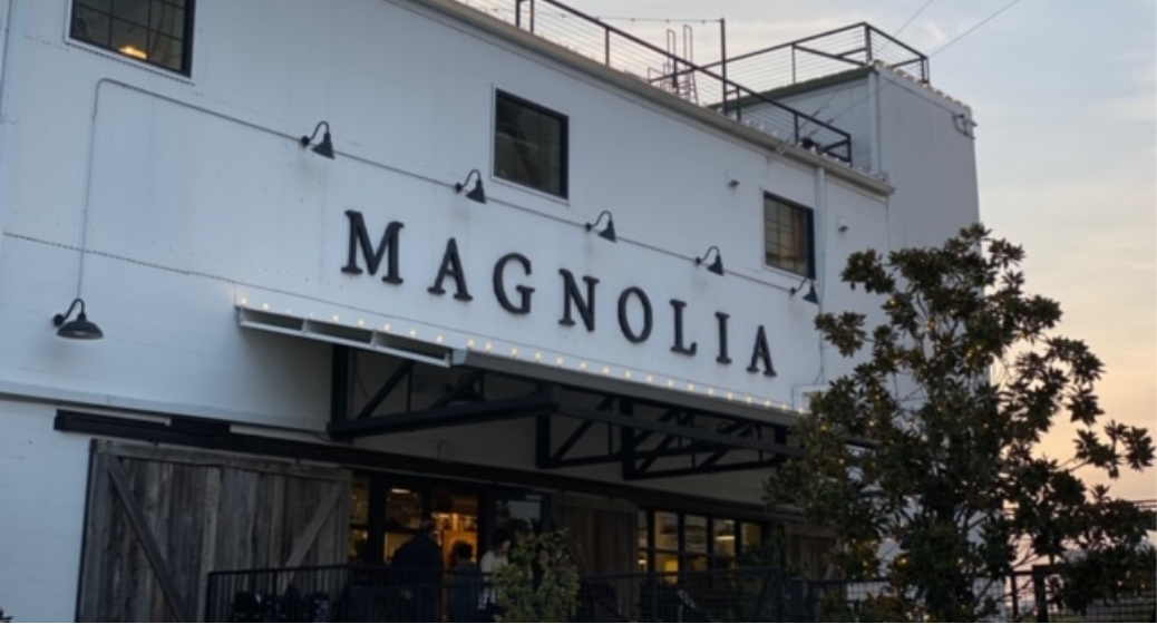 Visiting Magnolia in Waco TX