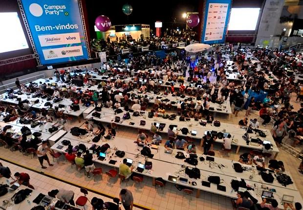 Campus Party coloca Salvador no cenário de inovação