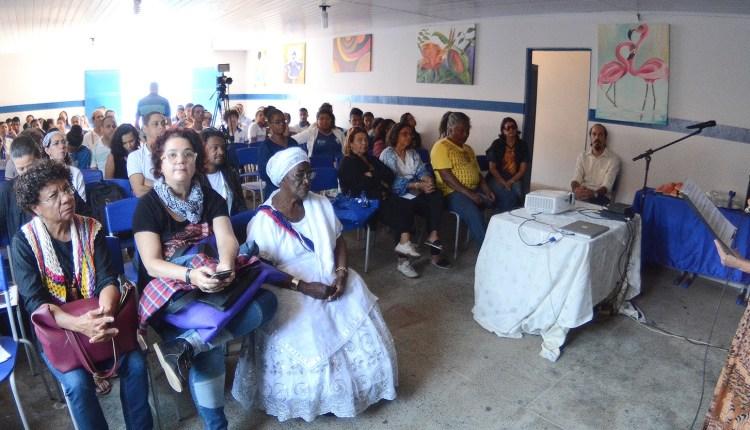 Escolas Culturais e Jorge Amado foram destaques no FAEG de S. José da Vitória