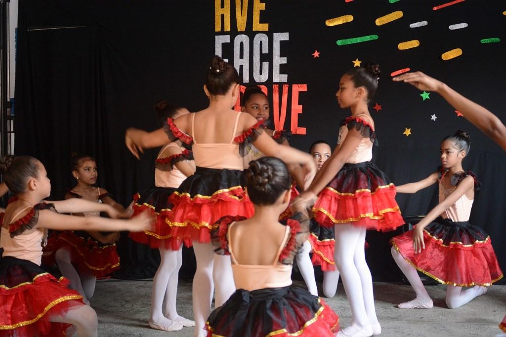FAEG Itinerante em São José da Vitória - Grupo de Dança Bel Castro - Foto Alex Santos