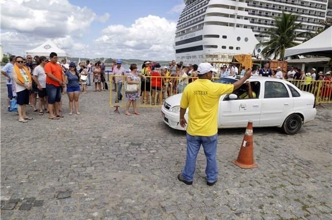 Taxistas de Ilhéus terão selo para atendimento ao turista