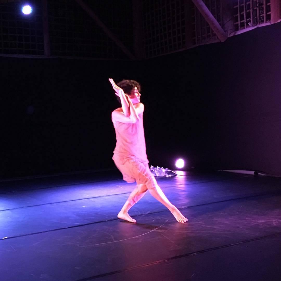 VI Festival de Dança Itacaré - Espetáculo Pele de Foca, Melissa Figueiredo.