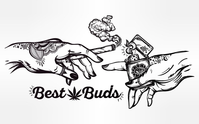weed tattoos  here are the most popular ones  red eyes