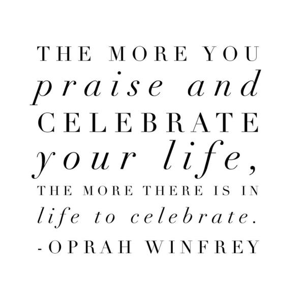 Why you should celebrate your life every day | The Red ...