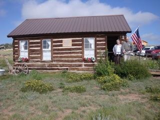 Bill & Libby Jefferson, Robinson Cabin Hosts