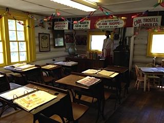 Eggers School Museum