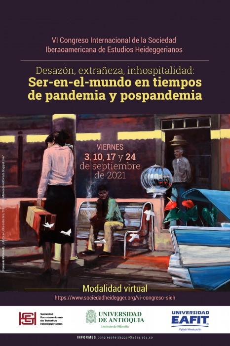 VI Congreso Internacional de la Sociedad Iberoamericana de Estudios Heideggerianos (SIEH)