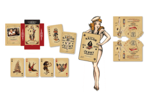 Sailor Jerry Packaging design