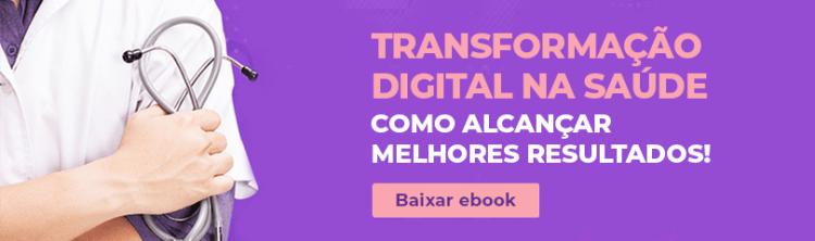 tendência em saúde: transformação digital na saúde