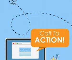 Call to Actions & Websites – Made for each other