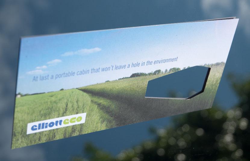 Elliott Direct Mail Campaign