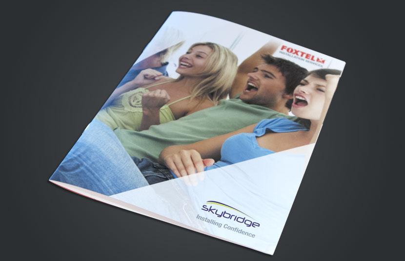 Skybridge brand marketing communications