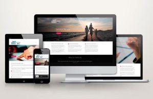 Band Hatton Button Website Design Red Fred Creative