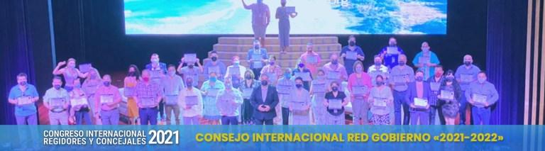 Congreso Internacional Regidores Concejales Cancun 2021 Instituto Mejores Gobernantes Red Gobierno