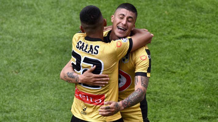 Coquimbo Unido sale del fondo con victoria contra Santiago Wanderers y deja a Colo Colo penúltimo