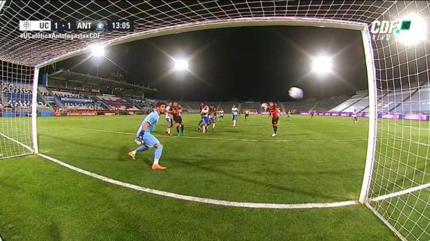 EN VIVO: Deportes Antofagasta sorprende y le empata 1-1 a Universidad  Católica en San Carlos de Apoquindo   RedGol