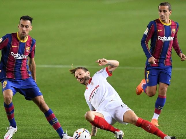 Resultado de imagen de Barcelona enfrenta al Sevilla