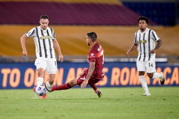 Serie A: Cristiano Ronaldo marca un doblete y Juventus saca un empate ante  AS Roma | RedGol