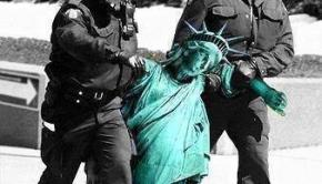 liberty arrested