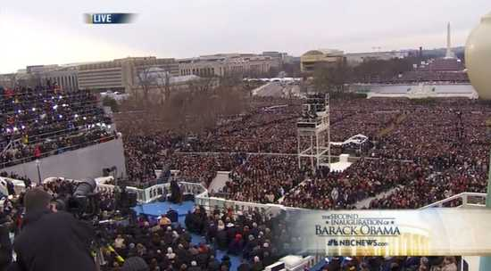 Bike DC: Our report on the ground from President Obama's Second Inauguration