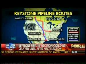 Video: How many billion jobs would the Keystone XL pipeline create?