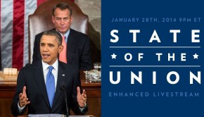 Watch the State of the Union here, live!