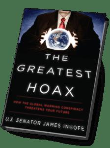 James Inhofe, the greatest climate denier