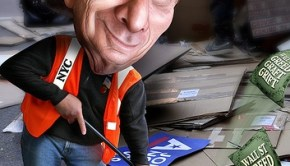 Michael Bloomberg - part of the wall street problem, or part of the solution?