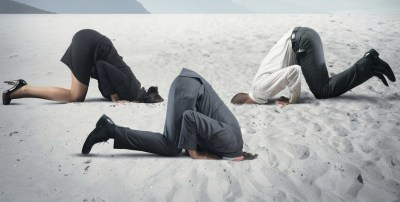 climate change heads in the sand election 2016